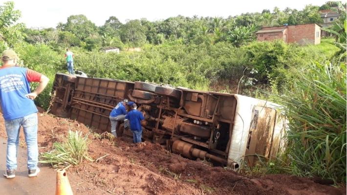 FATAL – Motociclista morre atropelado por ônibus da Eucatur