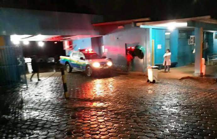 JUSTICEIROS – Menores são castigados a tiros por desconhecidos após praticarem roubos