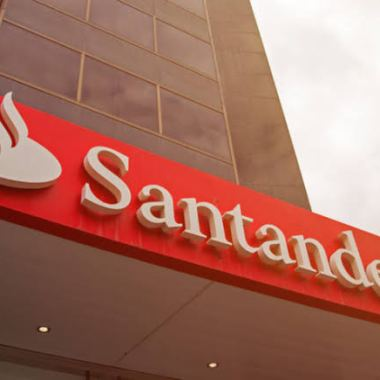 SANTANDER –  1,1 mil vagas disponivel em todo o país