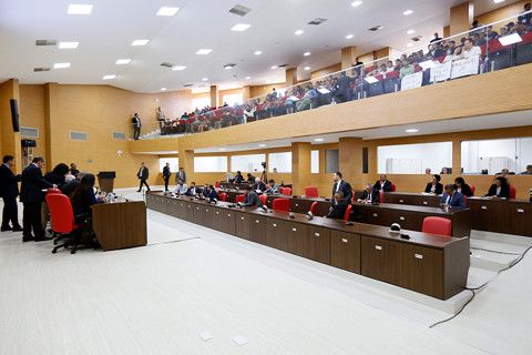 Assembleia Legislativa inicia os trabalhos ordinários nesta terça-feira