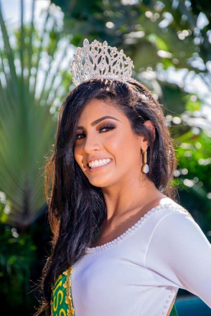Modelo de Rondônia viaja para o Rio Grande do Sul e concorre ao Miss Grand Brasil