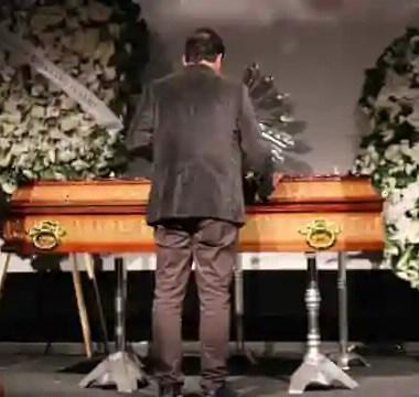 Velório de Boechat acontece até às 14h desta terça no MIS em São Paulo