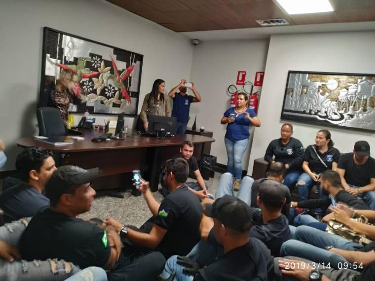 GREVE – Governo pede que agentes penitenciários retornem ao trabalho para que haja novo diálogo com a classe