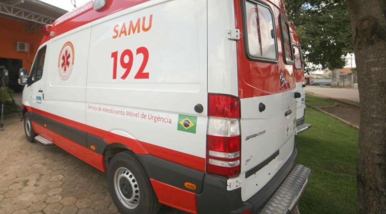 BALANÇO – Quase 350 pessoas foram atendidas pelo SAMU durante carnaval; maioria vítimas de acidente de trânsito