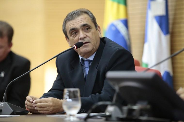 Chiquinho da Emater pede reforma geral do Cemetron