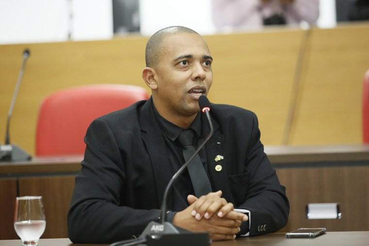 Jhony Paixão solicita aumento do efetivo da PM em Alta Floresta do Oeste