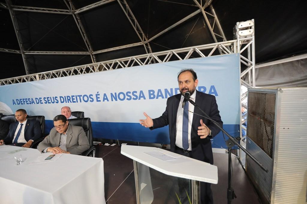 """Investir na roça é garantir um futuro maravilhoso"""", destaca presidente Laerte Gomes na sessão itinerante na Rondônia Rural Show"""