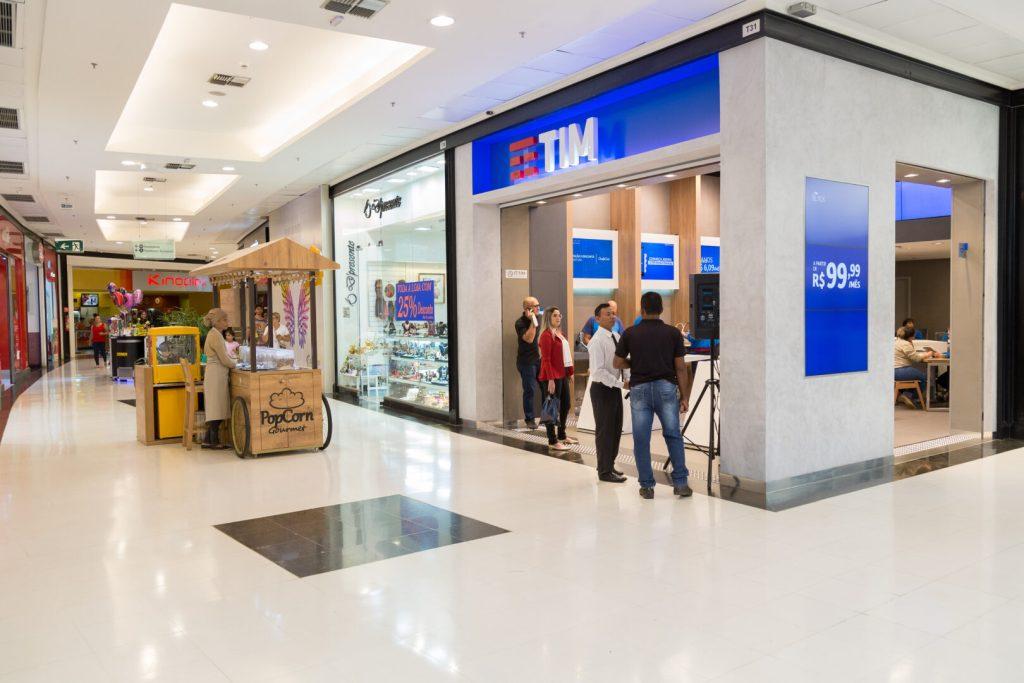 TIM quer ampliar suas lojas em Rondônia