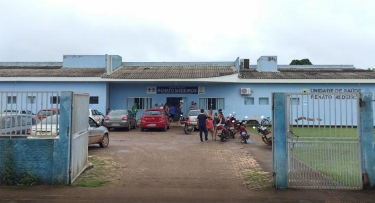 Trio armado invade Posto de Saúde e faz arrastão na Zona Sul