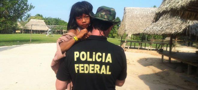 PF deflagra operações para desarticular grupos criminosos em terras indígenas