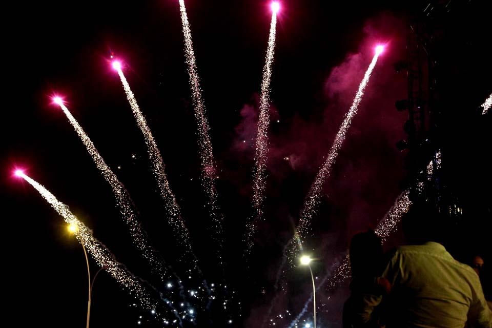 Bombeiros de Porto Velho alertam para uso correto de fogos por crianças e adultos em festas juninas