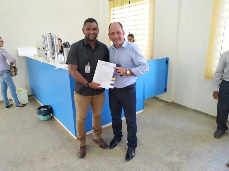 Deputado Eyder Brasil destina emenda de R$ 50 Mil para a operação Tapa-buraco no município de Machadinho
