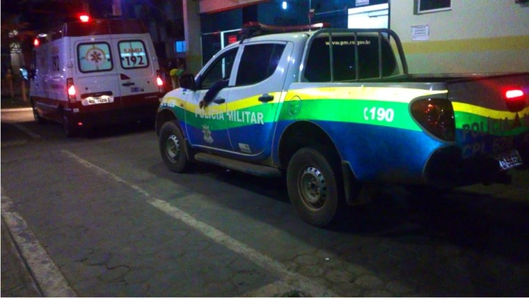 SE DEU MAL – Suspeito tenta assaltar motorista de aplicativo e acaba espancado