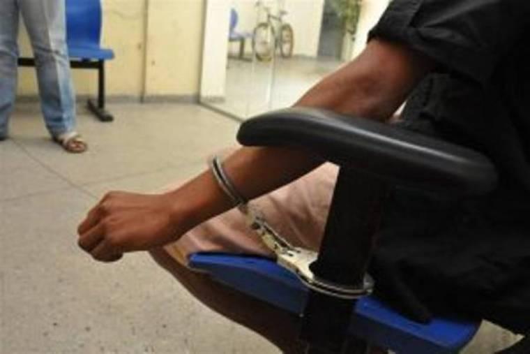 Condenado a 9 anos por homicídio em Rondônia, foragido tenta registrar queixa na polícia e é preso no Mato Grosso