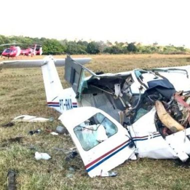Piloto de Humaitá morre em queda de aeronave que pilotava em Goiás