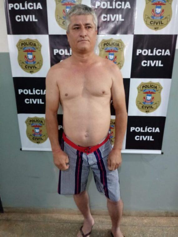 Homem suspeito de matar procurador da Câmara de Vereadores em RO é preso em MT
