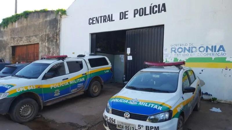 Filho ameaça decapitar pai de 73 anos na Zona Sul de Porto Velho