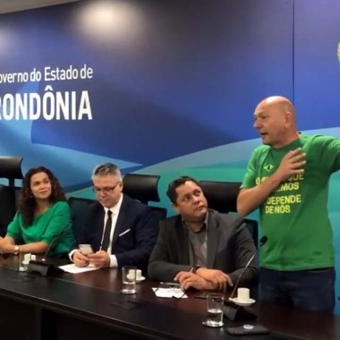 Vídeo – Luciano Hang, dono da Havan, garante investimento de R$ 200 milhões em Rondônia