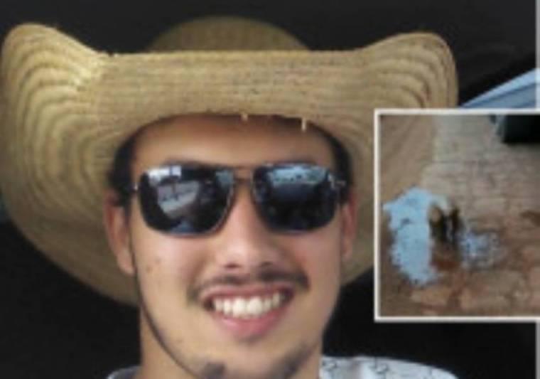 em tempo de queimadas, vídeo de caminhoneiro rondoniense matando sede de tatu comove o Brasil – VÍDEO