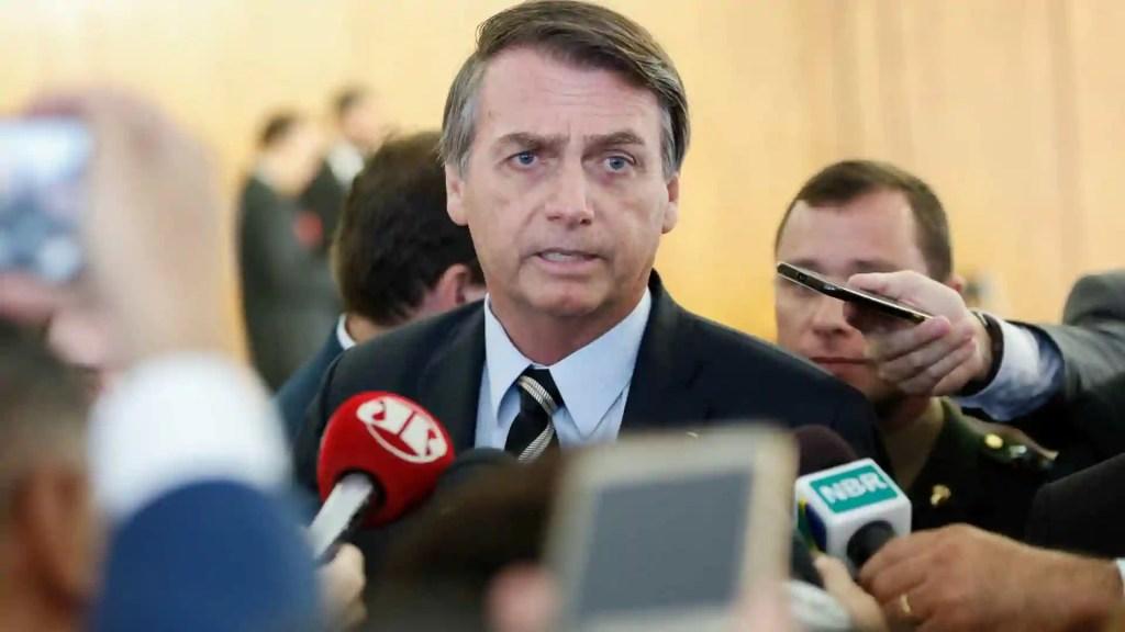 Bolsonaro diz que reconhece sua incompetência em alguns momentos