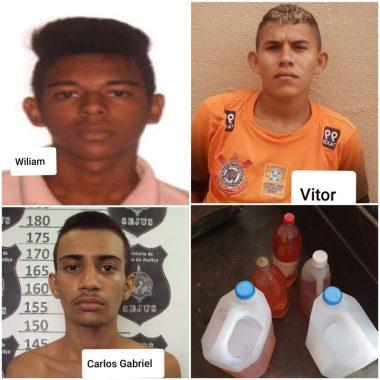EXCLUSIVO – Polícia identifica e caça integrantes do Comando Vermelho responsáveis por ataques terroristas na capital