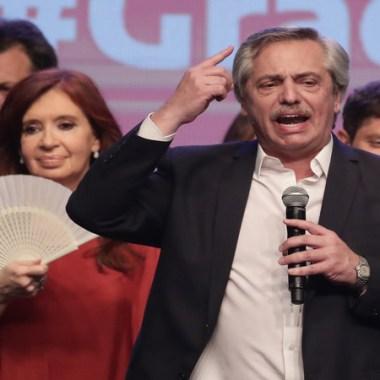 Alberto Fernández vence as eleições na Argentina