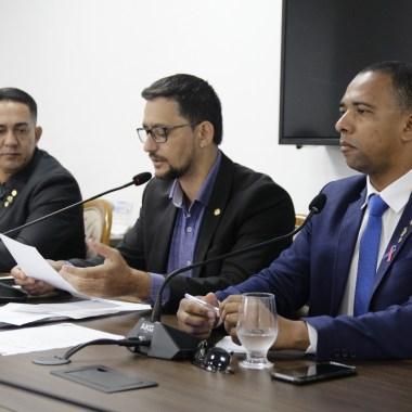 Deputado Anderson pede mais rigidez do Estado contra ataques de facções criminosas ligados a ordens vindas de presídios