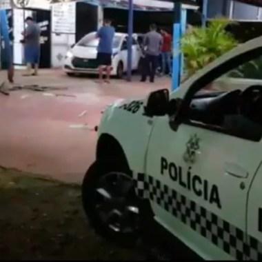 Diretor da Câmara Municipal provoca grave acidente após fugir de blitz e é preso