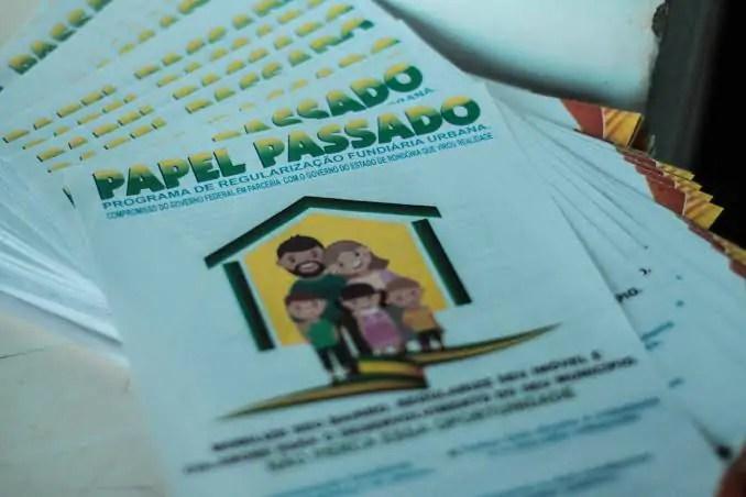 REGULARIZAÇÃO FUNDIÁRIA URBANA – Plantão social com os moradores do Bairro Costa e Silva