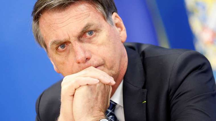 Bolsonaro chama Lula de canalha, e Moro lamenta revés no Supremo