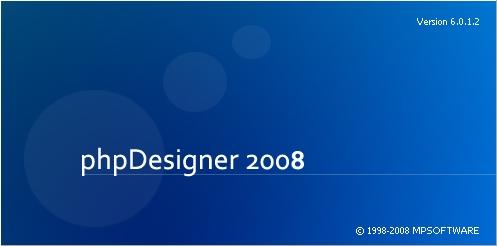 PHPDesigner 2008