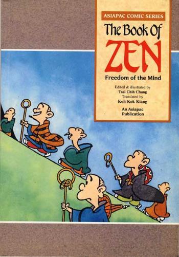 Book of Zen Comic Illustration