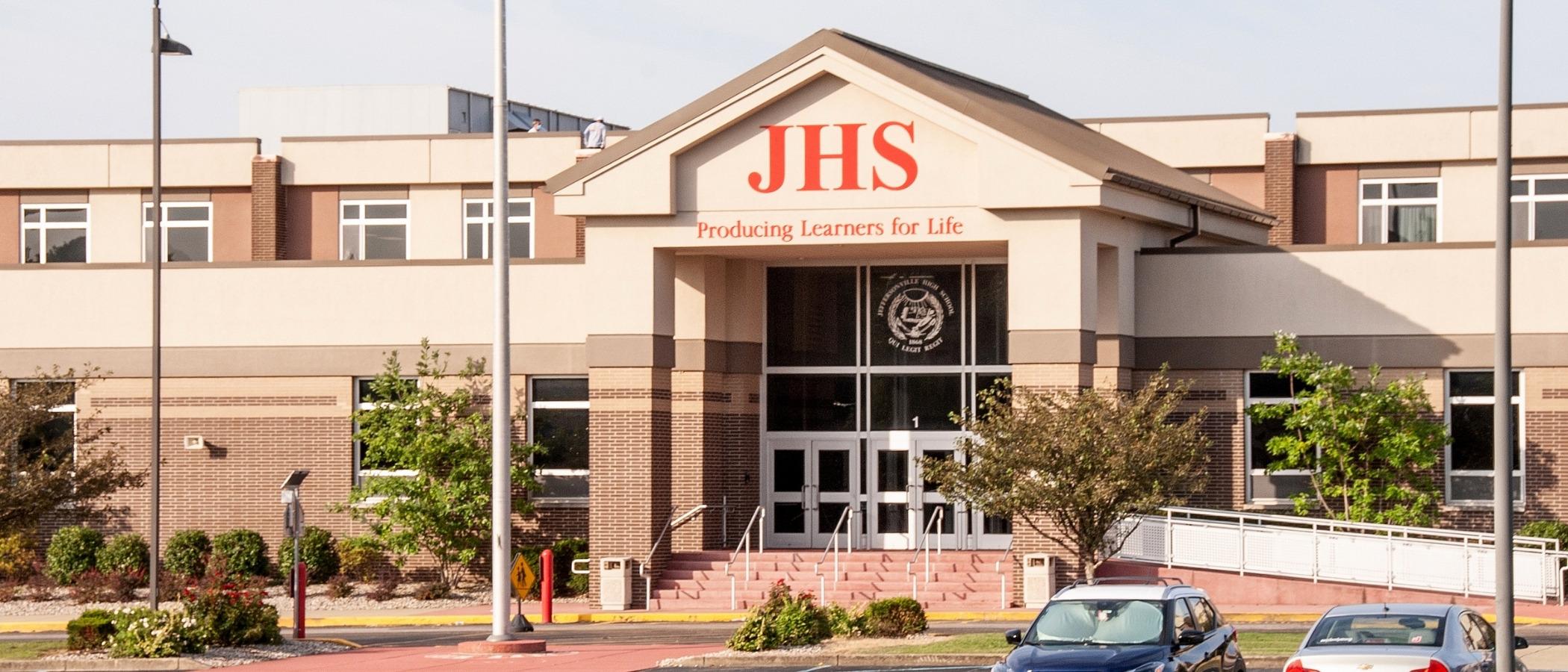 JHS School Front