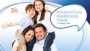 Acupuncture Awareness week