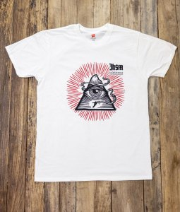 Jackson Hole Snowboarder Magazine Special Edition Issue Sixteen T-shirt