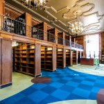 Indiana State Library | Indiana Architecture | Indiana Young Readers Center | Interior Architecture | Indianapolis, Indiana | Image By Indiana Architectural Photographer Jason Humbracht