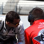 Indianapolis 500 100th Running Practice Day | Graham Rahal | Indianapolis Motor Speedway | Image By Indiana Architectural Photographer Jason Humbracht