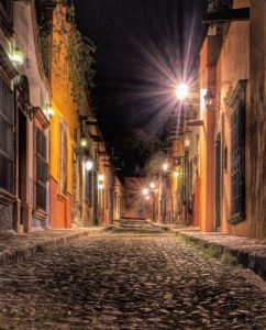 San Miguel de Allende Mexico | Spanish Architecture | Image By Indiana Architectural Photographer Jason Humbracht