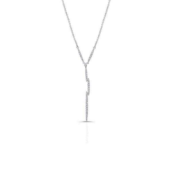 lightning bolt pendant