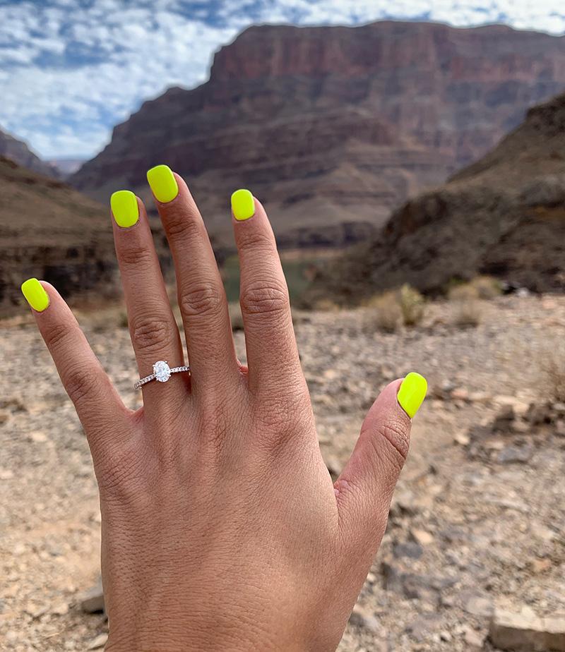 custom engagement ring Brantford