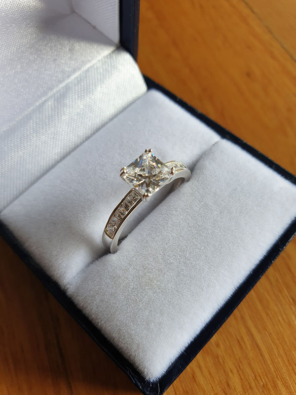1970s Engagement Ring