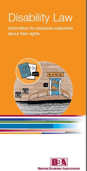 영� 은행연합회 장애인차별금지법 설명자료