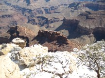 An overview at Grand Canyon