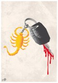 Keys and Scorpion by JB Roux