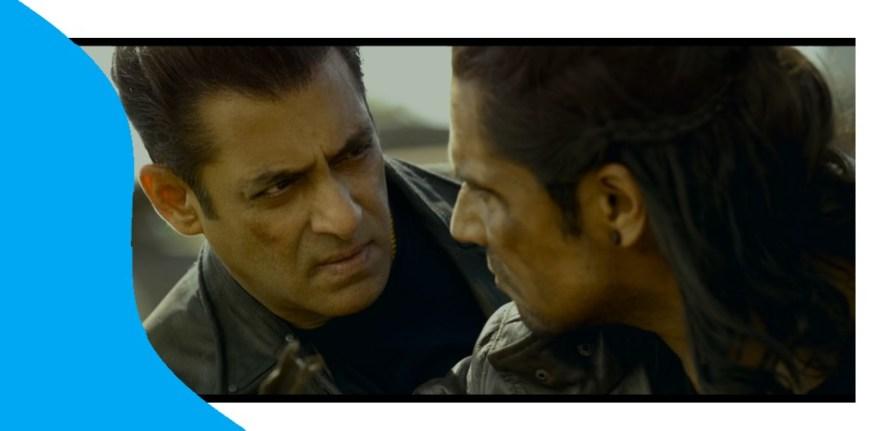 Radhe: Your Most Wanted Bhai movie scene