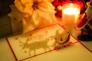 クリスマス,カード