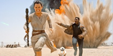 'Star Wars: The Force Awakens' (2015) ★★★★