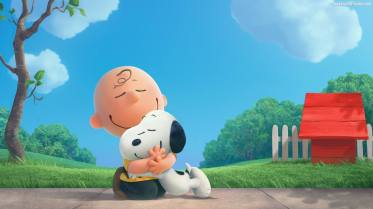 'Peanuts: the Movie' (2015) ★★★½