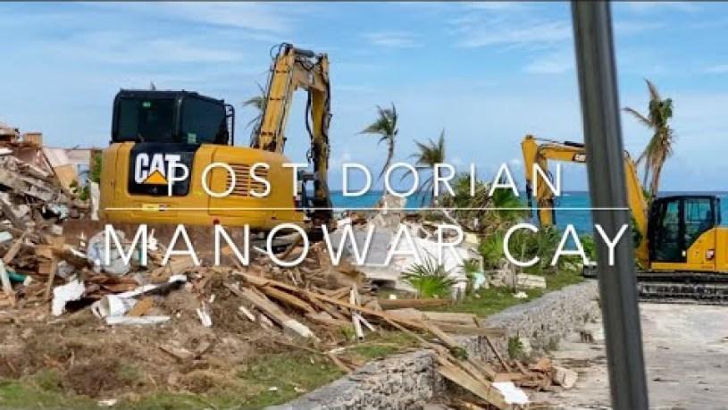 Man O War Cay Dorian