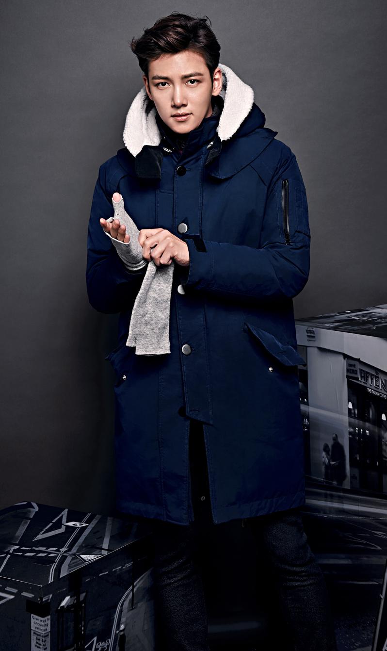 CF Ji Chang Wook AD HOC Winter Collection Ji Chang